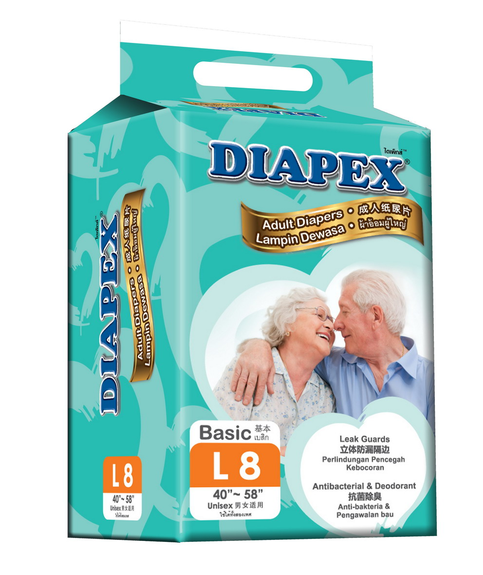Pampers Adult 93